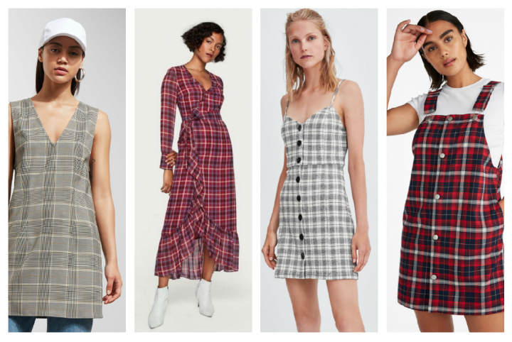 12 trendy dresses to stand in check