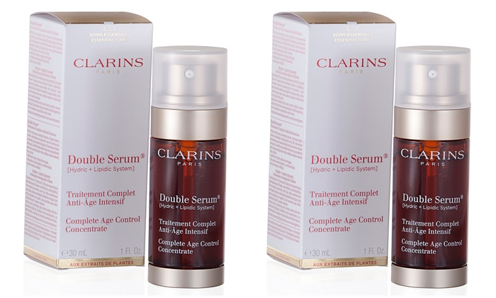 Clarins Singapore's best anti-aging serum